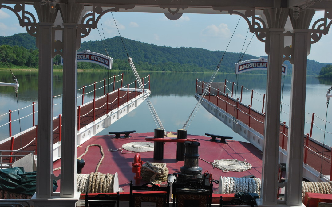 Mississippi & Ohio River Cruising: A Comparison of Two Great American Rivers