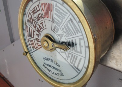 The navigation instruments of yore.  *  Photo: Heidi Sarna