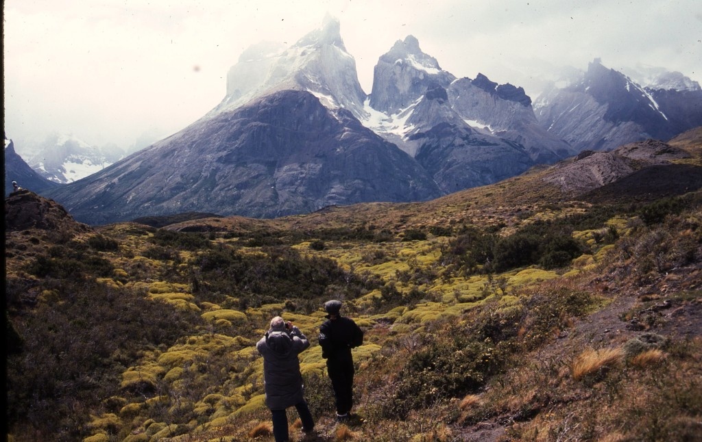 Torres del Paine, Patagonia, Argentina. * Photo: Ted Scull