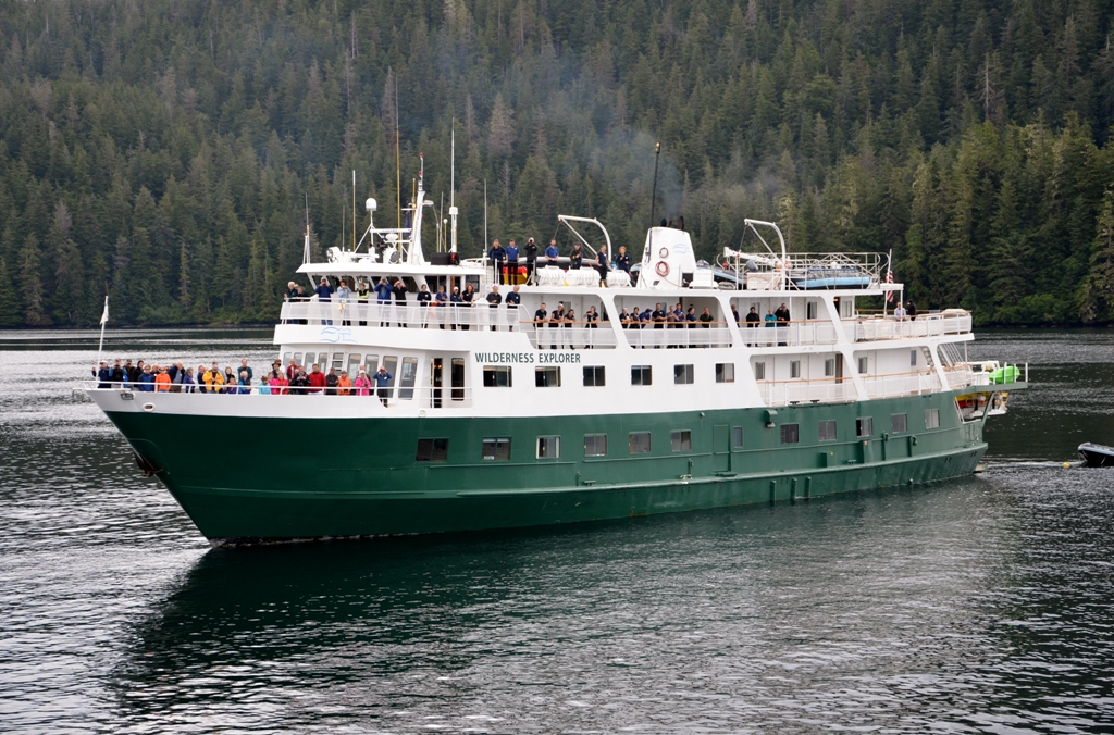 Small Ship Cruise Line Review Uncruise Adventures Quirky Cruise