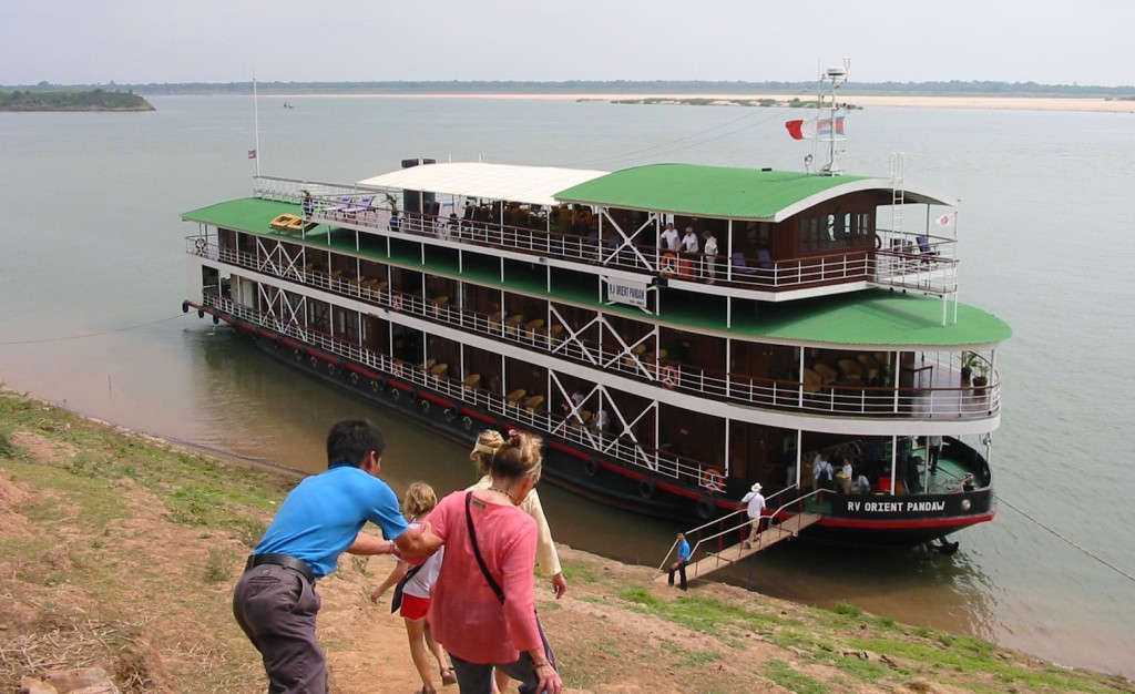 Pandaw River Cruises on the Orient Pandaw