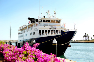 Coastal small ship cruises