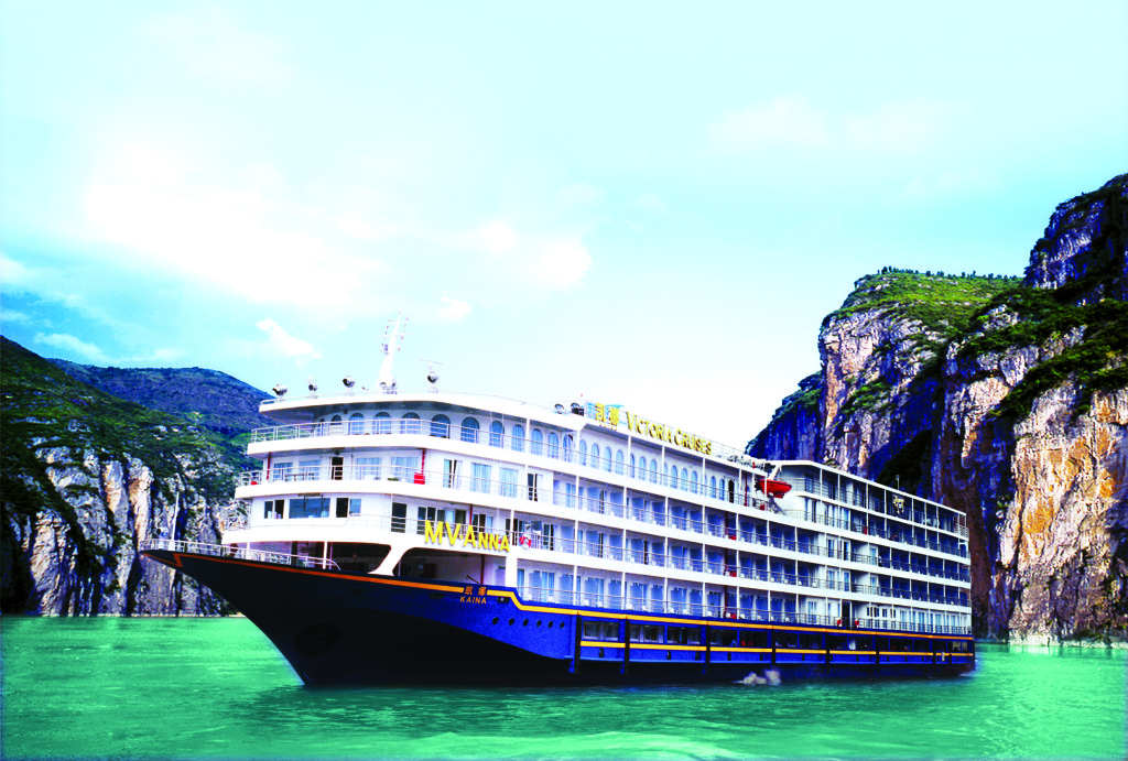 The Anna on the Yangtze. * Photo: Victoria Cruises