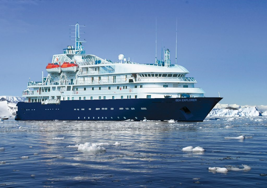 Small ship cruise lines for Top small cruise lines