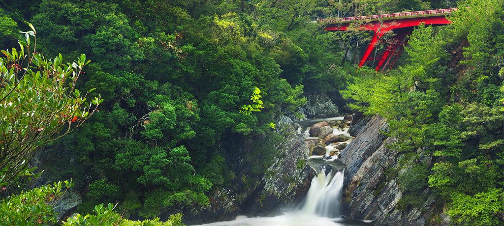 Scene fron Japan & Ryuku Islands cruise. * Photo: A&K