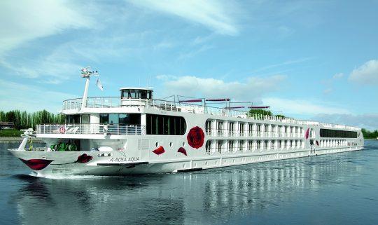 A-Rosa's Aqua on the Rhine
