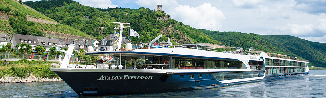 Small Ship Cruise Line Review Avalon Waterways Quirky