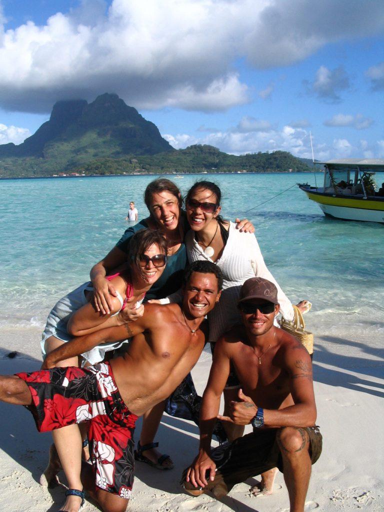 Tahiti cruise