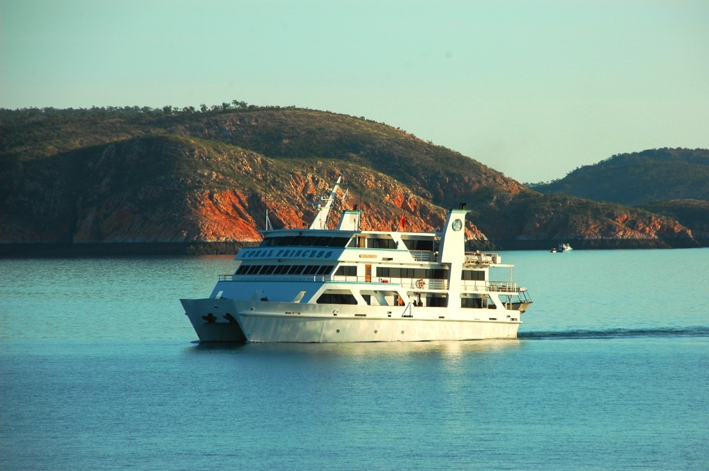 Coral Princess cruises off Cape York, Australia's Top End. * Photo: Coral Expeditions