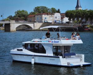 Le Boat's Self-Hire Yachts