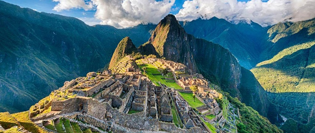 Breathtaking Machu Picchu -- both the beauty and the altitude. * Photo: Mountain Travel Sobek