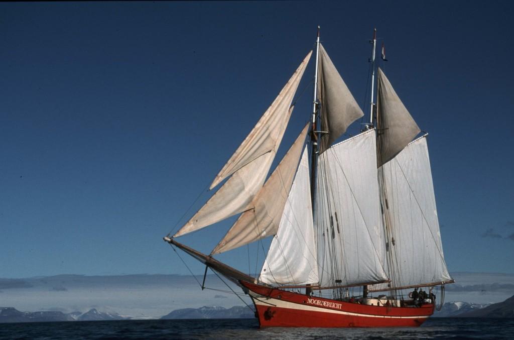 Noorderlicht. * Photo: Remy Marion-Oceanwide Expeditions