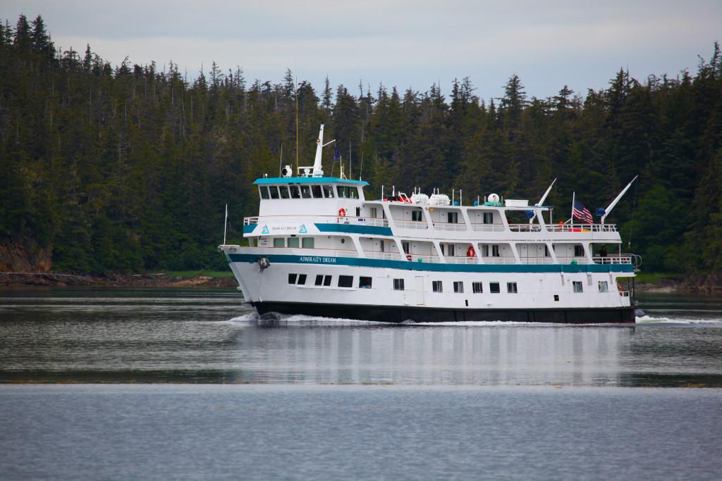 Admiralty Dream. * Photo: Alaska Dream Cruises
