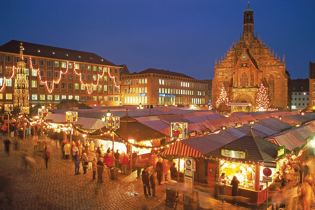 Christmas markets cruises are popular on Rhine and Danube river itineraries. * Photo: Gillies and Zaiser.