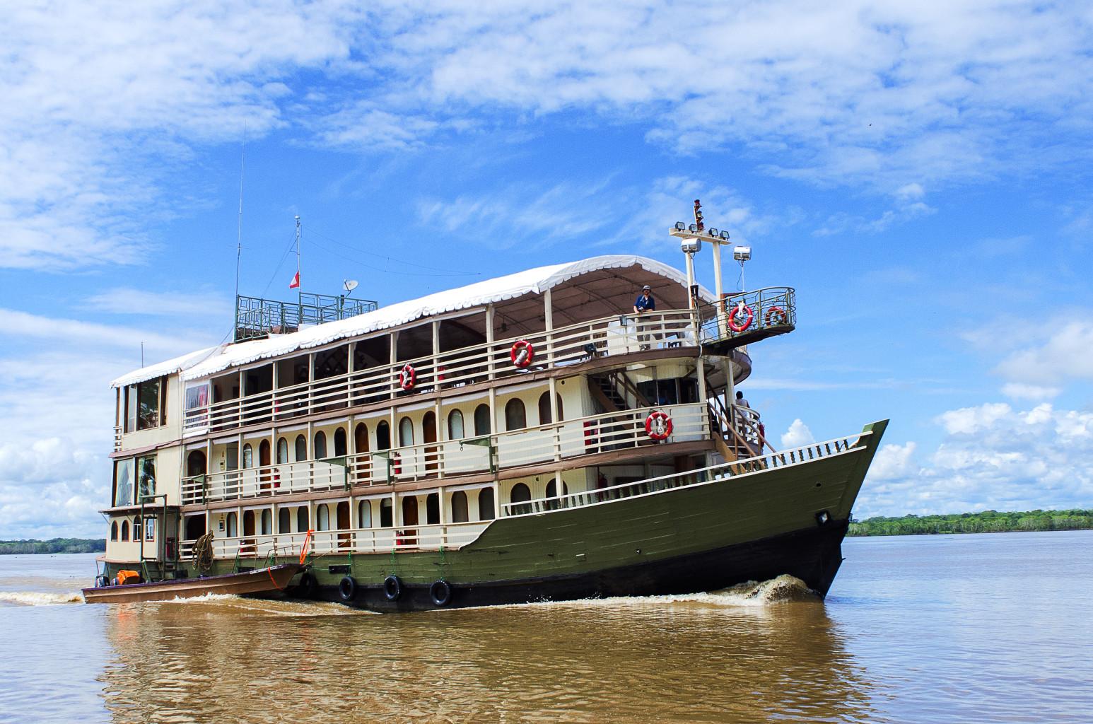 Amarista on the Amazon. * Photo: © G Adventures, Inc.