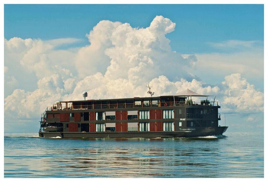 Aqua Mekong * Photo: Aqua Expeditions