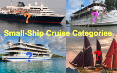 What Kind of Small Ship Cruise is Best for You?