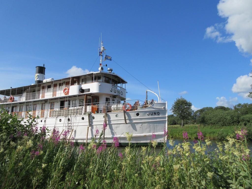 Sweden's Gota Canal Steamship Company