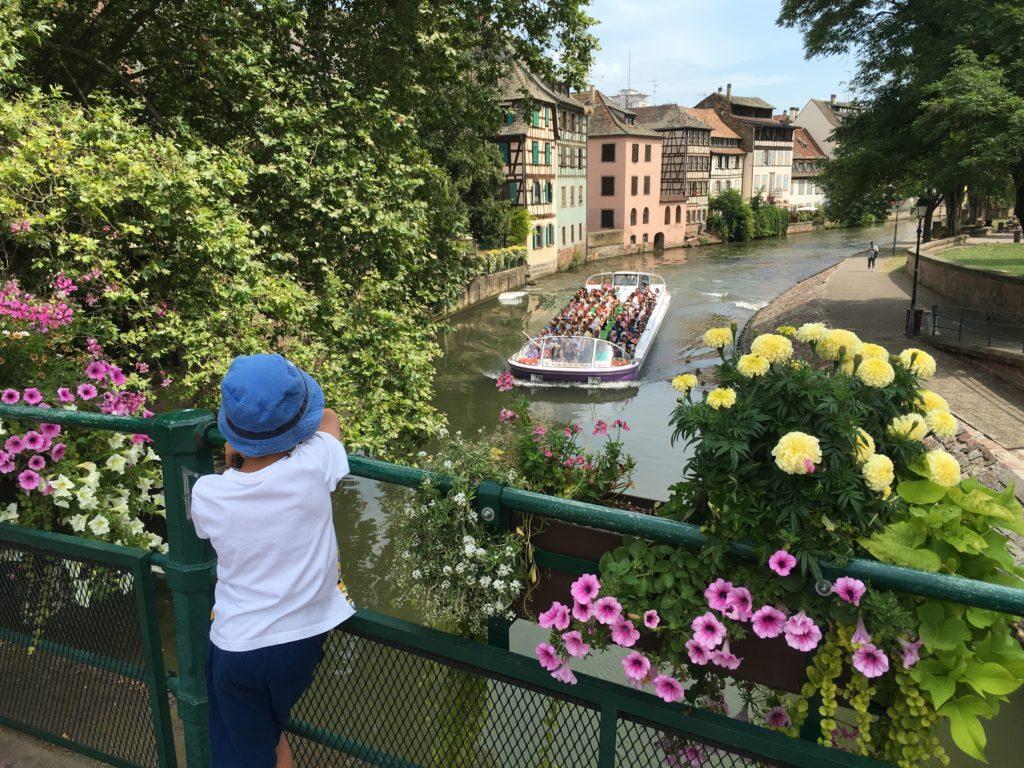 Strasbourg takes your breath away. * Heidi Sarna