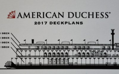 Small Ship Cruise News: New Upscale Sternwheeler for American Queen Steamboat Company – Entry Delayed
