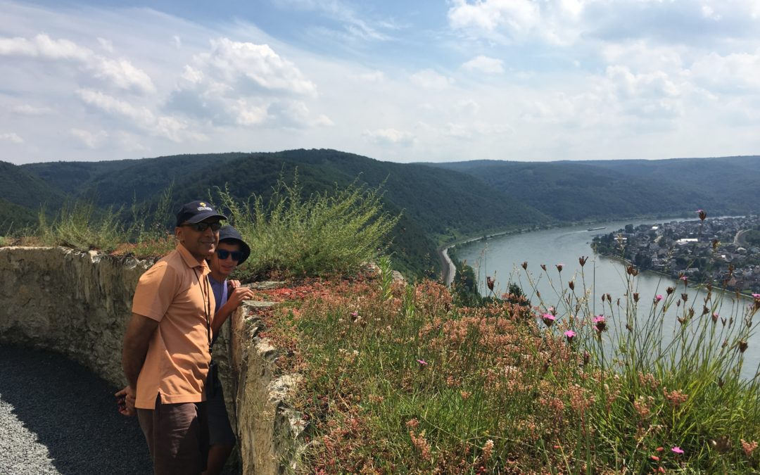 A Rhine River Overview: From the Alps to the North Sea