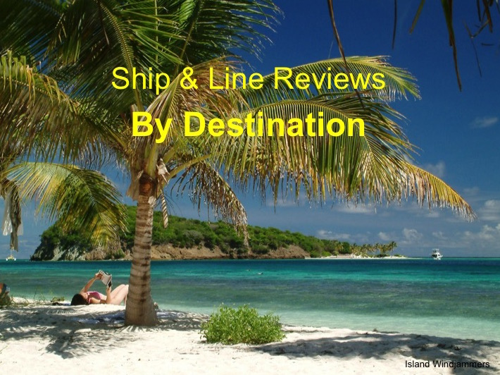 Quirky Cruise Small-Ship Cruise Line Reviews by Destination