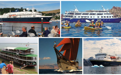 5 Types of Small Ship Cruises