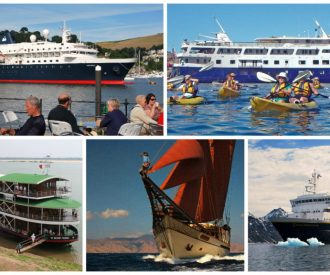 small cruise ships types