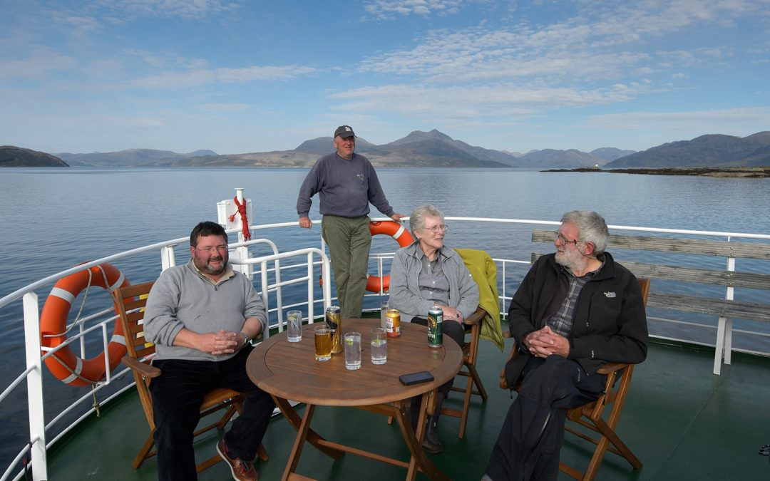 Small Ship Cruise Line Review: Hebrides Cruises