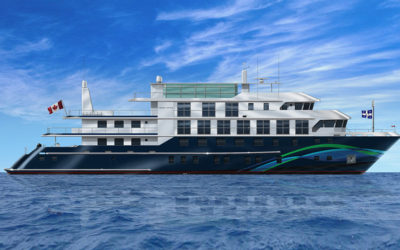 Small Ship Cruise News: A New Cruise Line for the St. Lawrence River