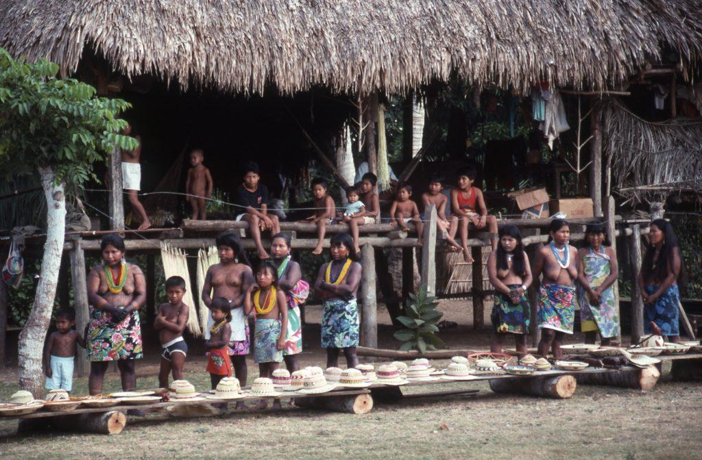 Darien, Panama. * Photo: Ted Scull