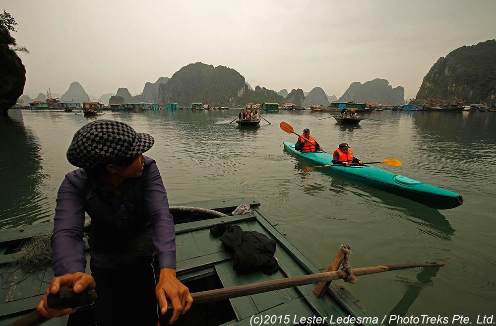 small ship cruises in Vietnam