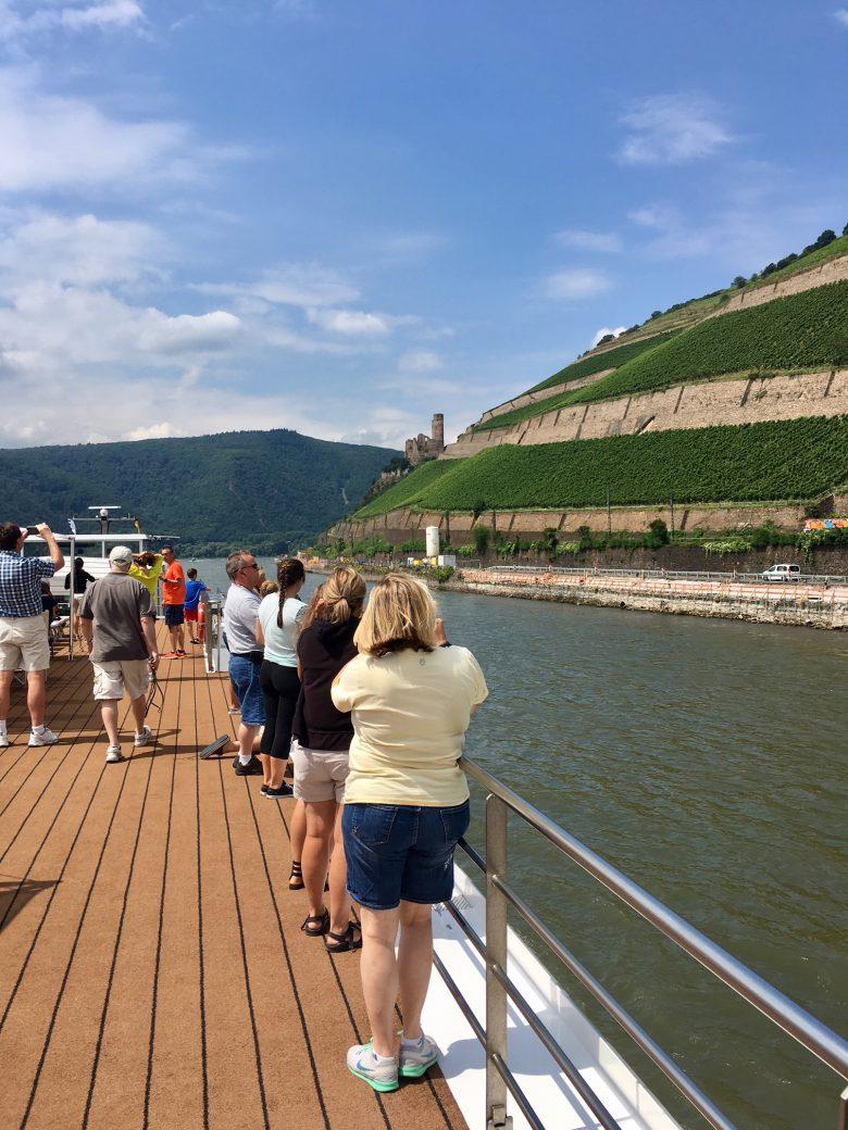 River Empress Rhine Scenery Heidi Quirky Cruise