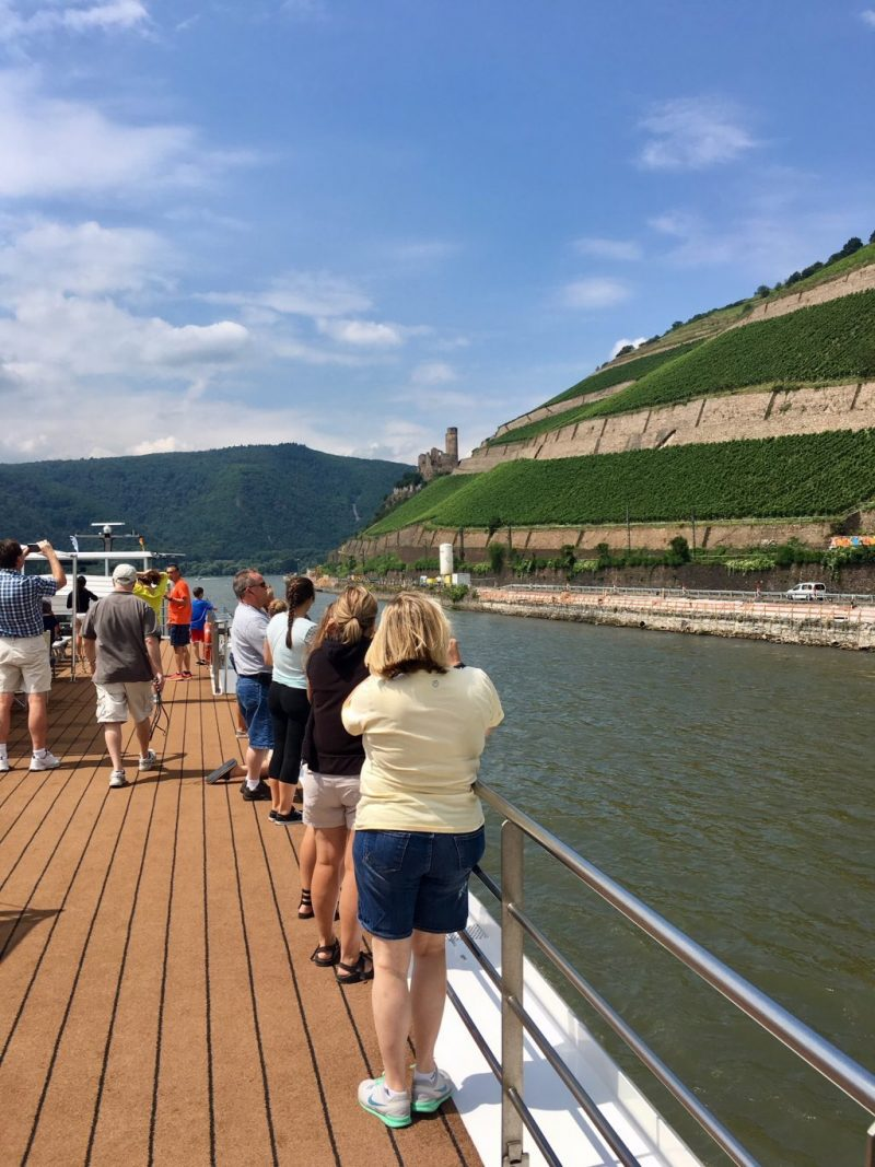Rhine River Family Cruises