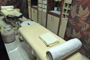 AMACERTO Spa Treatment Room.