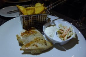 AMACERTO Anytime Chicken and Chips.