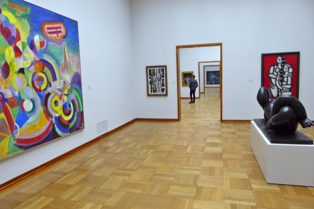 Basel Museum of Art Gallery.