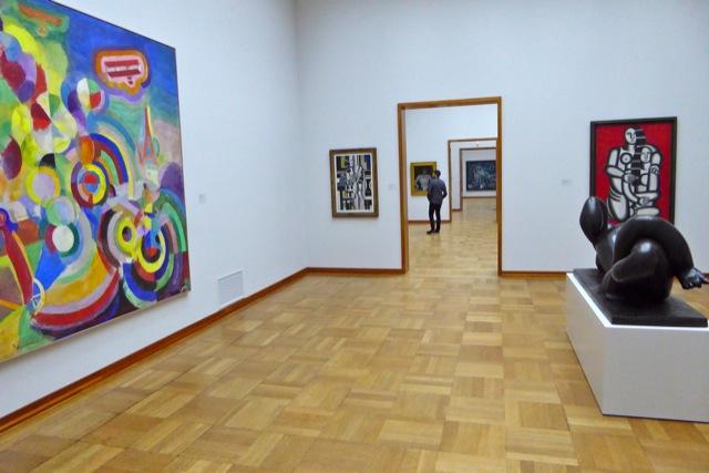 Basel Museum of Art Gallery.