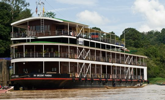 Mekong River Cruising