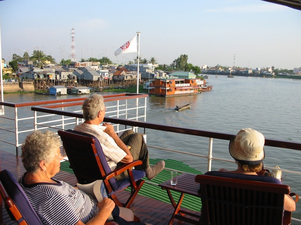 Pandaw River Cruises aboard the Orient Pandaw