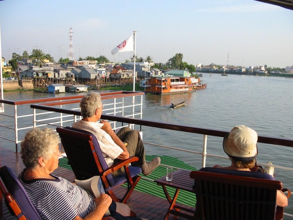 Mekong River Cruising