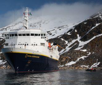 Icy Svalbard