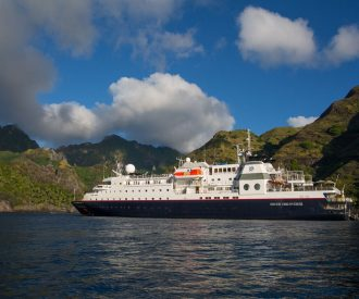 Tahiti silver discoverer