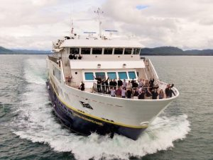 National Geographic Quest. * Photo: Lindblad Expeditions