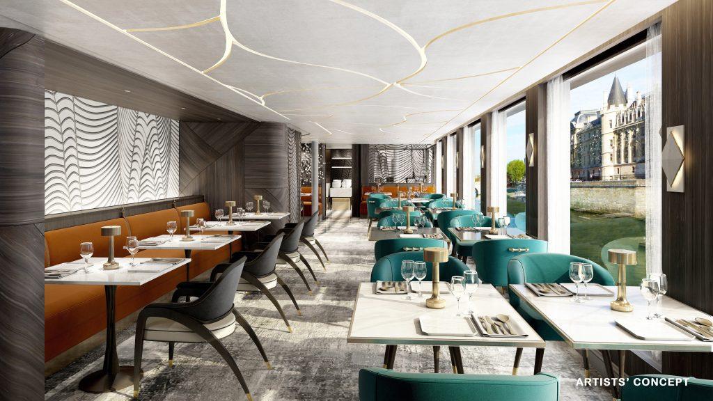 Crystal Bach's Waterside Restaurant (rendering)