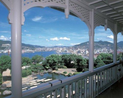 Glover Garden Nagasaki, Foreign Settlement