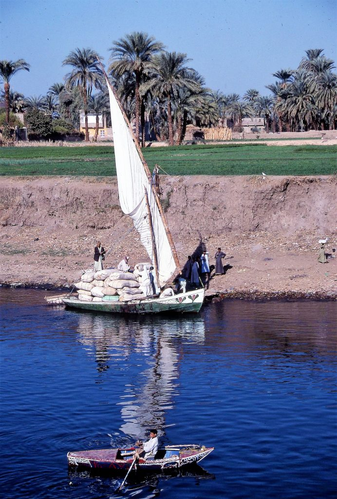 Nile River Overview