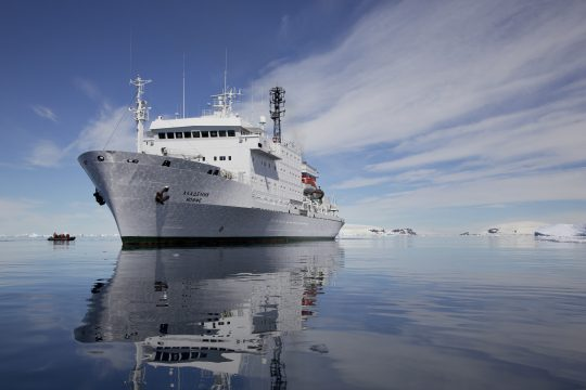 Ira Meyer for One Ocean Expeditions