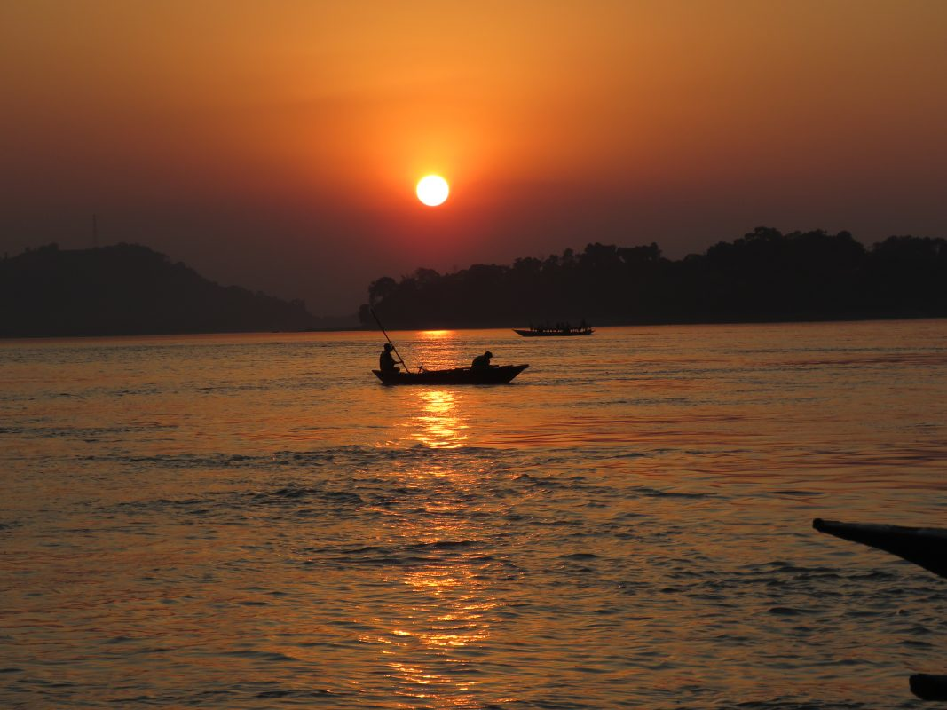 Pandaw does the Brahmaputra River