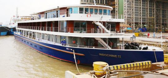 CroisiEurope's Brand New Indochine II